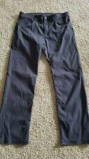 prAna Breathe pants, 36×32, Dark Gray color