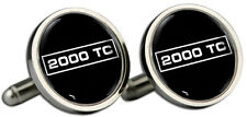 Triumph 2000 TC Logo Cufflinks and Gift Box