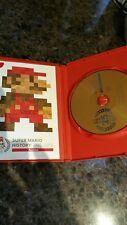Super Mario historia 1985-2010 DVD y Conjunto de juguetes más sin abrir