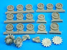 Accurate Armour 1:35 M4 Sherman Pressed Wheel Set C018*