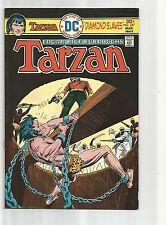 TARZAN #247 VF- VERY FINE-  BRONZE AGE 1976 DC COMICS