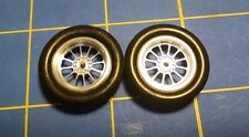 """Pro Track Turbine Large Tire Drag Fronts 1"""" tall for .050 axle Mid America"""