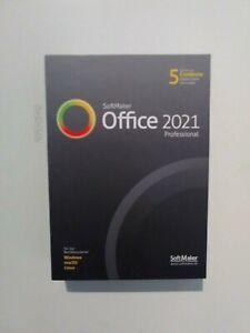 Office 2021 Professional SoftMaker für Windows macOS Linux
