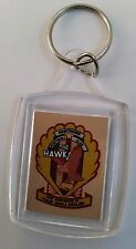 Key Ring THE HAWKS & YOUR SHELL DEALER  PROMO afl vfl PETROL STATION HAWTHORN
