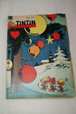 TINTIN JOURNAL  N°51 - 1960  EDITION BELGE