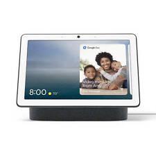 Google Nest Hub Max Charcoal Smart Assistant Speaker WiFi Wireless Bluetooth
