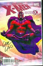 Uncanny X-Men #521 Signed by Greg Land RARE NM #24 of 55 Copies!