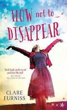 Cómo no desaparecer, de, Clare, Libro Nuevo