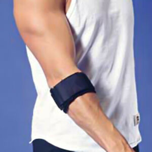 Medical Magnetic Tennis Elbow Magnets Brace Band Pain Relief Formerly BIOflex