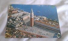 Vintage postcard  VENEZIA,PLAZZA. S. MARCO  ITALY