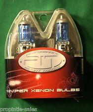 Hyper Xenon 9004 / HB ~ 80/100W Headlight Bulbs