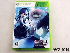 Root Double Before Crime After Days Xbox 360 Japanese Import Japan US Seller