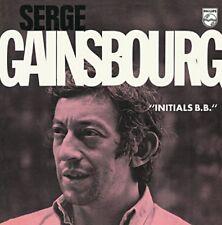 LP SERGE GAINSBOURG Initials B.B.  Vinyle pressage 2008 NEUF Emballé