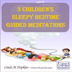 Guided Meditation CD Child Meditation CD Childrens Bedtime Guided Meditation CD