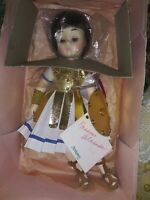 "Madame Alexander 11"" Marc Antony doll with Original Box 1310 New With Tags"