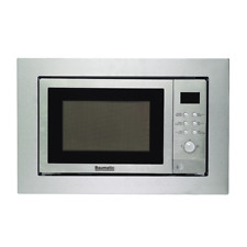 Baumatic 28L Built In Microwave with Grill Model BAMG28TK RRP $499.00