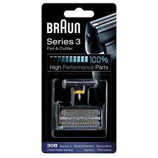 Braun Kombipack 30B 7000 / 4000 Serie 3 Synchro Scherteil Scherkopf