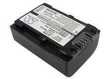Batterie Li-Ion pour Sony HDR-CX550 HDR-UX5 hdr-cvx570e dcr-sx44 / e dcr-sx63e nouveau