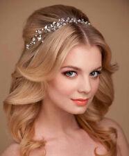 Braut haarband frisur  Stirnband Haarschmucke | eBay