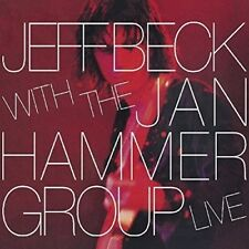 Jeff Beck - Jeff Beck With The Jan Hammer Group Live [New CD] Holland - Import