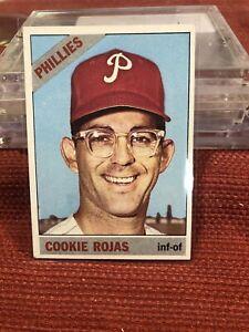 1966 Topps Set Break #170 Cookie Rojas EX-EXMINT
