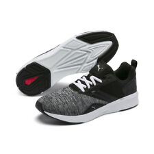Puma NRGY Comet Men's Running Shoes - Black / Grey - Sneakers Joggers Runners