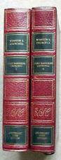 Lord Randolph CHURCHILL 2 vol set  Centenary Edition DINERS 1974