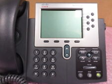 Cisco 7961 CP-7961G VoIP IP Business Phone with Stand