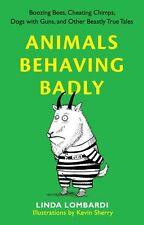 Animals Behaving Badly: Boozing Bees, Cheating Chi