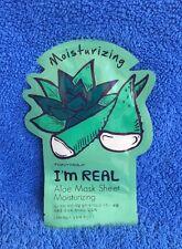Tonymoly I'm Real Aloe Face Mask Sheet - MELB SELLER