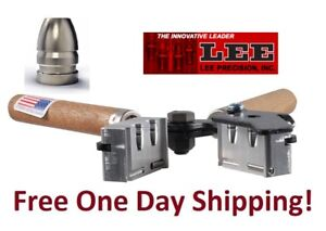 Lee 2 Cavity Bullet Mold 358-125-RF 38 Spl, 357 Mag, 38 Colt NP, 38 S&W # 90574