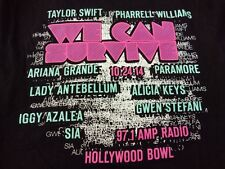 TAYLOR SWIFT PHARRELL WILLIAMS WE CAN SURVIVE 10.24.14 HOLLYWOOD BOWL T Shirt S