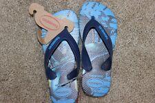 5f89724500095 NWT Havaianas Boys batman Flip Flops Size 31-32 Size 2Y