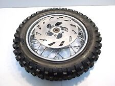 "Husqvarna CR50 Husky Boy Jr Sr 10"" Front Wheel Rim Tire 2001 2002 Models Pirelli"