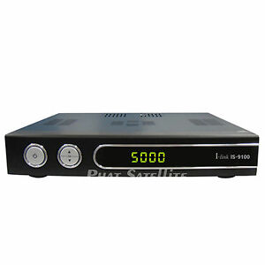 NEW iLINK IS-9100 i-LINK FTA RECEIVER 8000 9000+ 9000 FREE TO AIR TV NEW TUNER