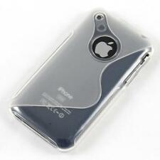Apple iPhone 3G 3GS Coque de protection transparent housse case cover