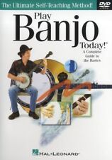 Learn How To Play BANJO TODAY DVD 5 STRING TUITION DVD Easy BEGINNER Picking Fun