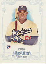 2013 Topps Allen & Ginter base set #1-300! Puig RC! Hot! QTY Available!