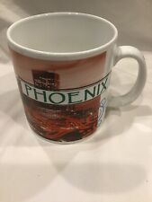 Mug cup Starbucks Phoenix Arizona Old Town Mill Ave South Mountain desert coffee