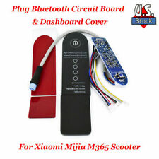 New Plug Bluetooth Circuit Board & Dashboard Cover fit Xiaomi Mijia M365 Scooter