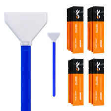 K&f Concept 20pcs 24mm APS Format Cleaning Stick Set for Micro SLR Camera