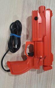 Sega Saturn Stunner Light Gun - Original OEM Authentic