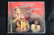 Country Favourites - various inc Willie Nelson, Patsy Cline, K Rogers  NEW (B13)