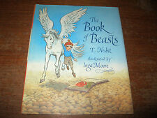 The Book of Beasts E. Nesbit Inga Moore 2001 HC