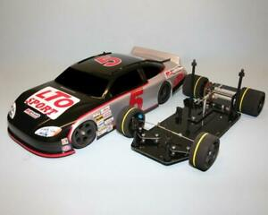 RJ Speed 1/10 LTO Sport Oval Racer Kit [RJS2021]