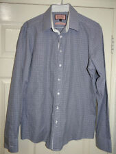 Checked Single Cuff Formal Shirts for Men Thomas Pink