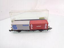 Röwa H0 4318 Containertragwagen Lgjs 598 mit Seatrain ACL der DB OVP HS2340