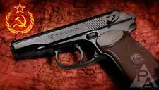 Makarov CO2 BB Pistol 18-Shot Repeater Removable Mag - 0.177 cal