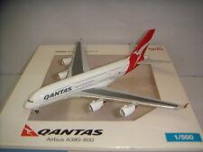 "Herpa Wings 500 Qantas Airways QF A380-800 ""2008s color - Fergus McMaster"" 1:500"