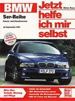 BMW 5er E39 Benziner+D Reparaturanleitung Jetzt helfe ich mir Reparatur-Handbuch